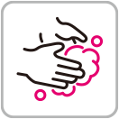 Practice Proprt handwashing