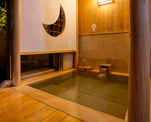 Izayoi (the night of the 16th) Bath