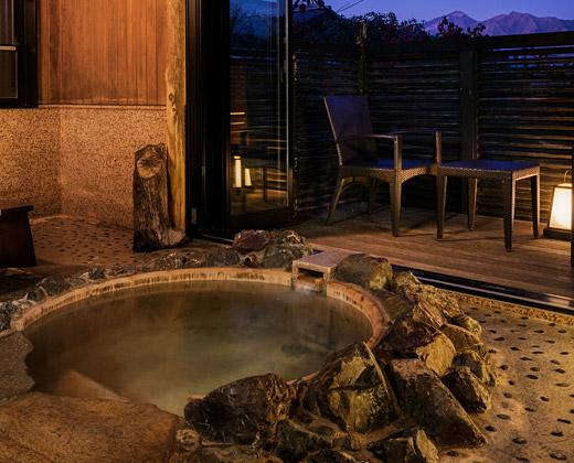 Shochu Barrel Bath
